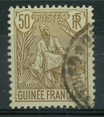 Guinee Francaise, used. michel 28, 1904 ( 178d )