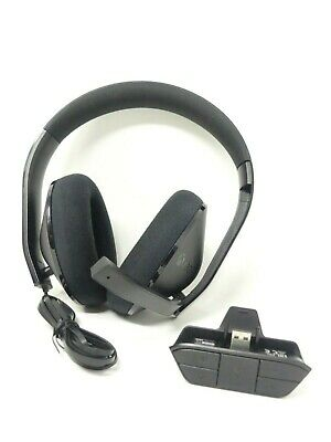 MICROSOFT XBOX ONE Stereo Black Headband Headsets for