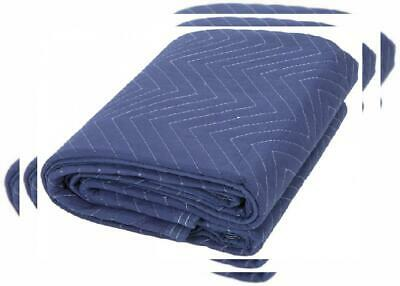 """Moving Blankets from Shoulder Dolly - 1 Blanket, 45"""" x 72"""" - 45"""" x 72"""", Blue"""