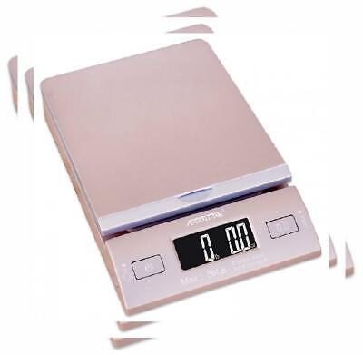 ACCUTECK DreamGold 86 Lbs Digital Postal Scale Shipping Postage 1 Pack