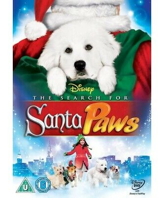 [DVD] The Search For Santa Paws