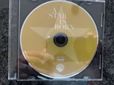 Star is Born, A 2019 DVD ONLY w/CD Case No Blu-Ray/Digital SAVE$$$ Combine Ship