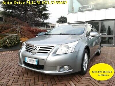 TOYOTA Avensis 2.0 D-4D Wagon Executive