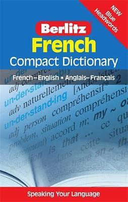 Berlitz Language: French Compact Dictionary (Berlitz Compact Dictionary) by Berl