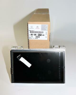 PSA Genuine Multifunction Touchscreen Monitor Display Fits Peugeot 2008 208