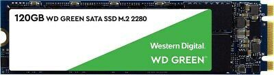 Western Digital Green M.2-2280 120GB SATA III Solid State Drive