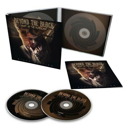 Beyond The Black Heart Of The Hurricane CD New 2019