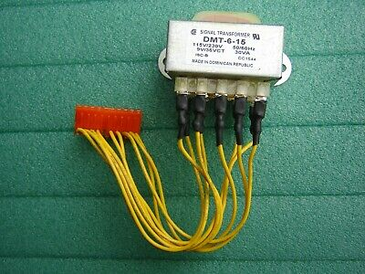KIRBY LESTER KL-X ELECTRICAL TRANSFORMER DMT-6-15 NEW+ $50 REBATE & Instructions