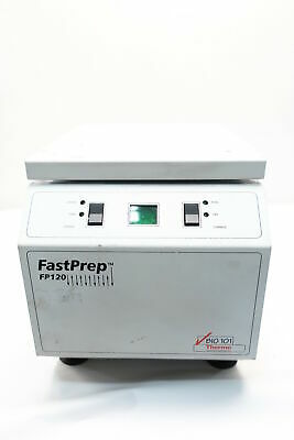 Thermo FP120A-115 Fastprep Cell Disrupting Homogenizer Isolation System