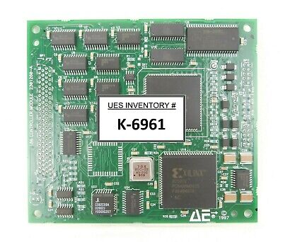 AE Advanced Energy 2301260-A 186 Controller Module PCB HVF 8000 Working Spare