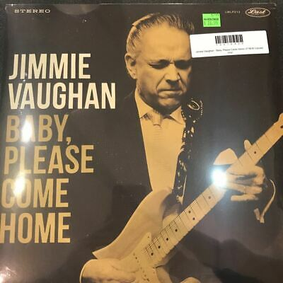 Jimmie Vaughan - Baby, Please Come Home LP NEW Colored Vinyl