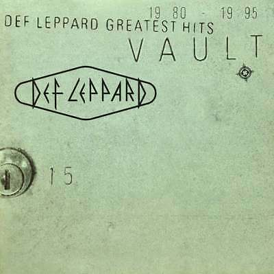 Vault Greatest Hits 1980 1995 - Def Leppard CD Sealed ! New !