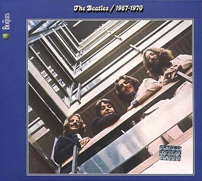 1967-1970 The Beatles Blue Album Remastered 2010 2 CD