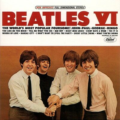 The U.S. Albums: Beatles VI - The Beatles CD Sealed New 2014