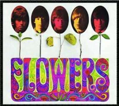 Flowers - Rolling Stones The CD Sealed ! New !