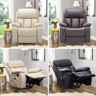 Swell Odeon 100 Leather Electric Recliner Armchair Cinema Chair Evergreenethics Interior Chair Design Evergreenethicsorg
