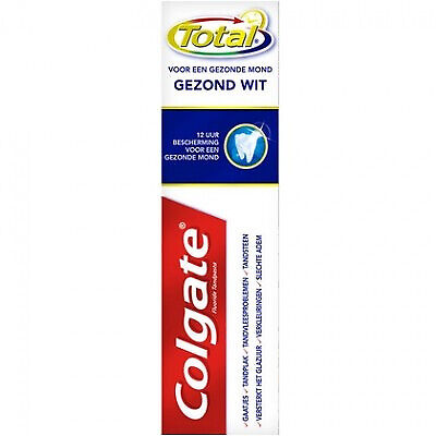 Colgate Tandpasta Total Gezond Wit - 75 ml.