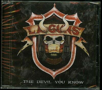 L.A. Guns The Devil You Know CD new