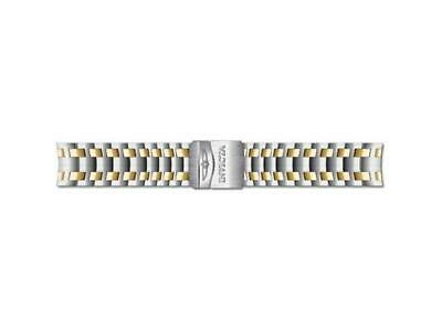 Invicta Watch 26mm Two Tone Stainless Steel Bracelet (for Pro Diver 0077)