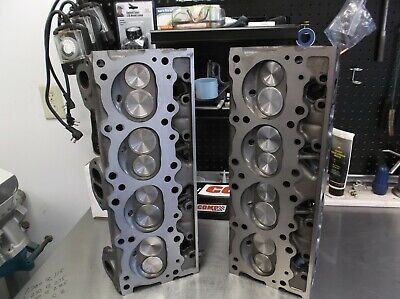 Cast Iron Cylinder Head Porting