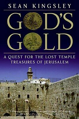 God's Gold: A Quest for the Lost Temple Treasures of Jerusa... by Kingsley, Sean