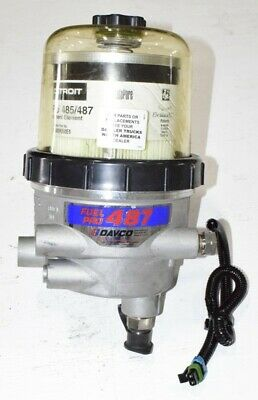davco fuel pro 382 heated \