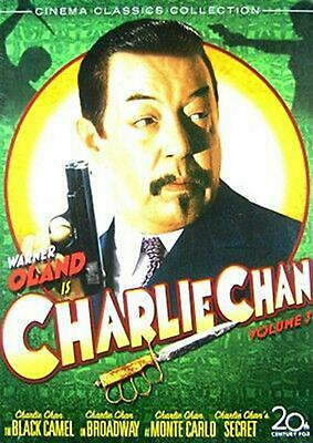 Charlie Chan Collection Vol 3 - DVD Region 1 Free Shipping!