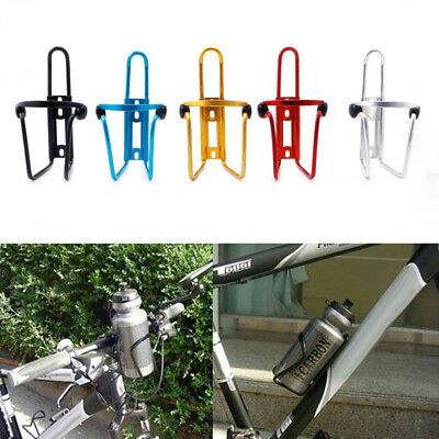 AM_ LK_ HK- Aluminum Bicycle Bike Cycling Water Bottle Cage Drink Rack Holder Br