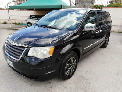 Chrysler Grand Voyager 3.3 V6 cat Limited Auto IMPIANTO GPL BRC