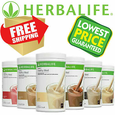 New Herbalife Formula 1 Healthy Meal Nutritional Shake Mix-All Flavors