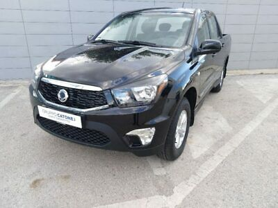 SSANGYONG Actyon Sports 2.2 Plus 4WD Smart Audio