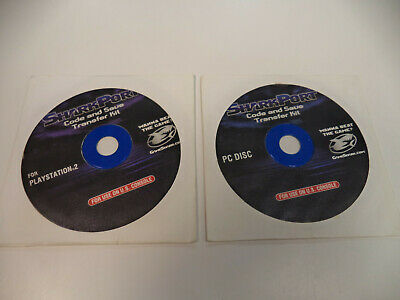 SHARK PORT CODE and save Transfer kit Memory game saves PC