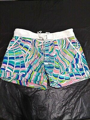 23a46c426d MR TURK 'Kent Beautiful Colors Print' Men's Swim Bathing Trunks Shorts ...