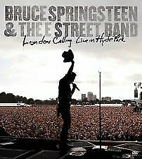 London Calling: Live In Hyde Park Used Dvd - Springsteen, Bruce & The E Street B