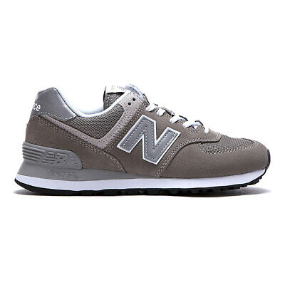 87ca0ce317761 New Balance WL574EG Gray Athletic Shoes Sneakers Trainers Womens Size