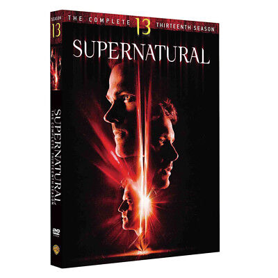 Supernatural Season 13 The Brand New & Sealed UK DVD Region 2 Free Postage