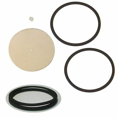 Columbia Grafonola No.6 Phonograph Reproducer Mica Diaphragm & Gasket Kit