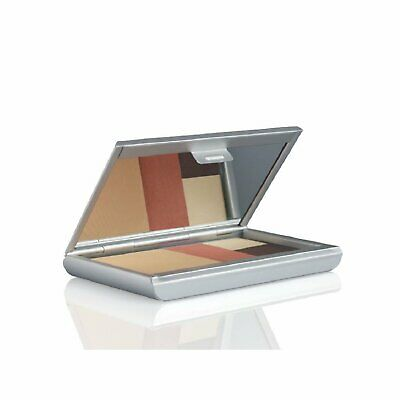 AVEDA NIB Envirometal Magnetic Makeup Compact Total Face (holds upto 8)