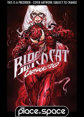 (Wk27) Black Cat #2B - Brooks Carnage-Ized Variant - Preorder 3Rd Jul