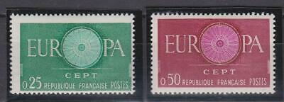 F850 -  France Stamps 1960 Europa Cept Mnh