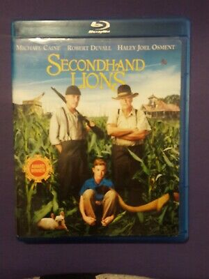 Secondhand Lions (Blu-ray Disc, 2009)