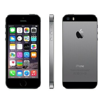 Apple iPhone 5S 16 GB - (Unlocked) Smartphone Mobile Phone Sim Free Grade A UK
