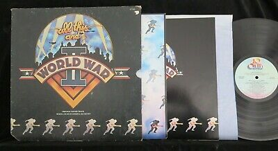 ALL THIS AND WORLD WAR II Beatles songs USA 1st press 2LP Bee Gees/Jeff Lynne+