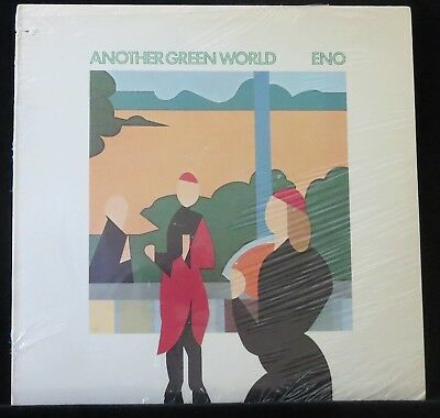 ENO, Another Green World NEW OLD STOCK SEALED USA LP Fripp John Cale Roxy Music