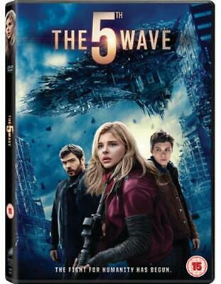 The 5th Wave - Sealed NEW DVD - Chloe Grace Moretz