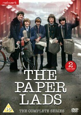 The Paper Lads - The Complete Series - Sealed NEW DVD - Tony Neilson