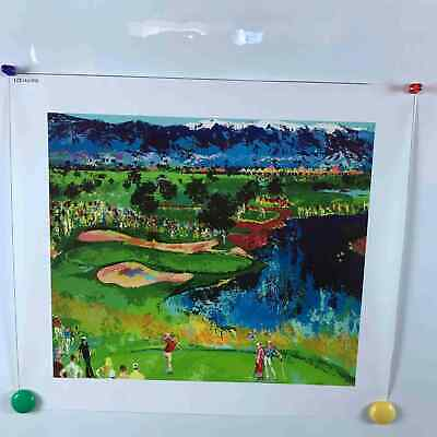 Golf tournament Painting HD Print on Canvas Home Decor Wall Art Promotion 12x14