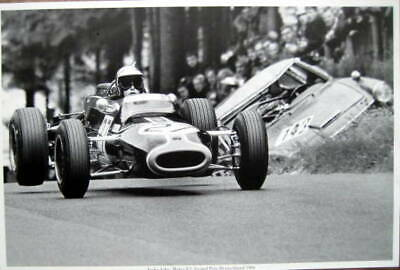 Matra F2 #27/Jacky Ickx - German Grand Prix 1966