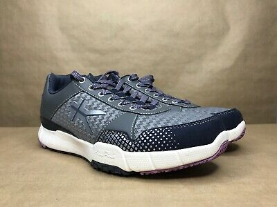 5ebe8f385d Euc Kuru Quantum Mesh Walking Plantar Fasciitis Athletic Walking Shoes 8.5  Used