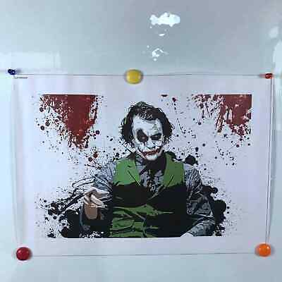 Clown jack Painting HD Print on Canvas Home Decor room Wall Art Promotion 12x18